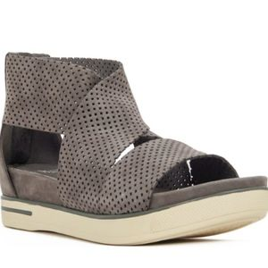 Eileen Fisher Perforated Sport Sandal